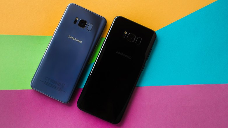AndroidPIT Samsung Galaxy S8 vs S8plus 2055a