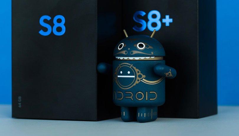 Galaxy S8 e S8+ estão recebendo Android 8.0 Oreo no Brasil
