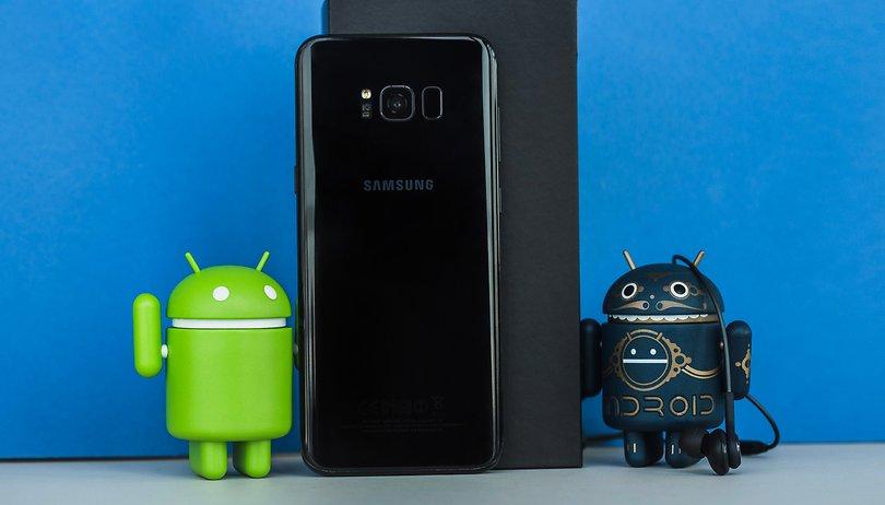 Explorando o software de câmera da Samsung