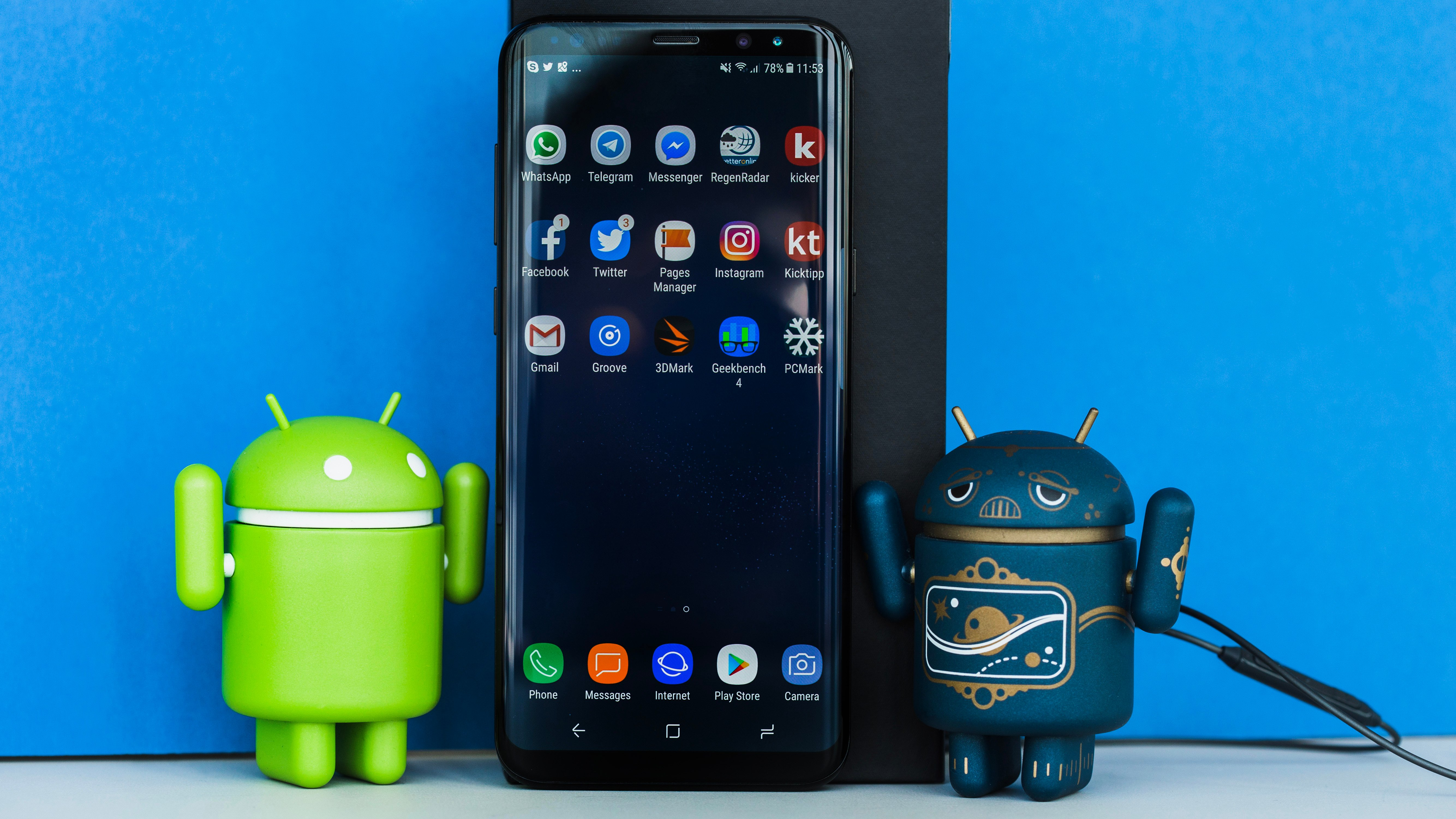Samsung Galaxy S8 Review More Size And More Power