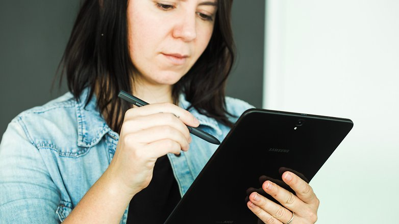 AndroidPIT Samsung Galaxy Tab S3 2100