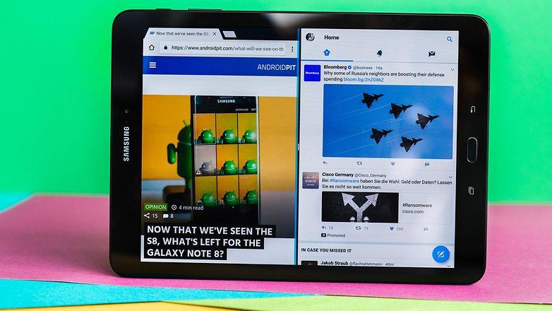 AndroidPIT Samsung Galaxy Tab S3 2178