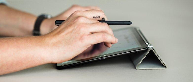 AndroidPIT Samsung Galaxy Tab S3 2183