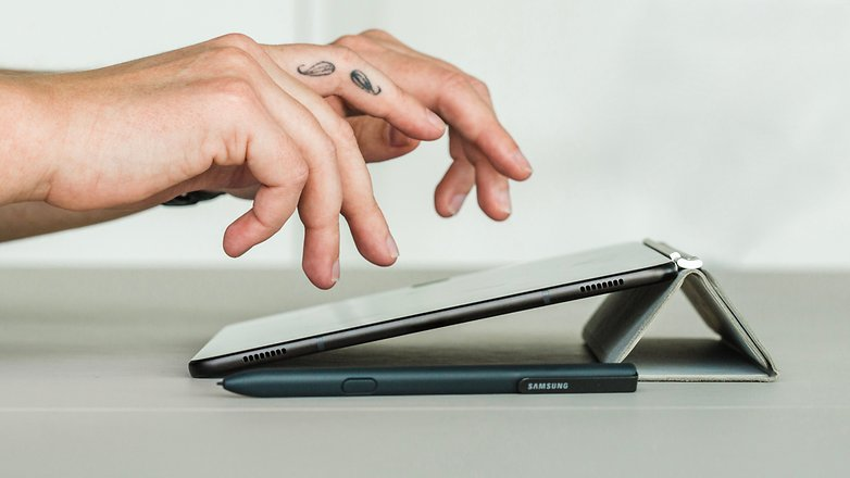 AndroidPIT Samsung Galaxy Tab S3 2196
