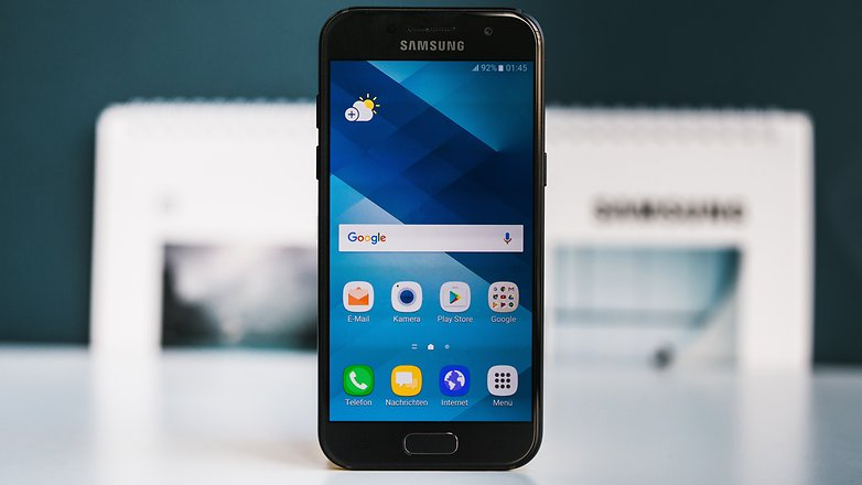 AndroidPIT Samsung Galaxy a3 2017 4749