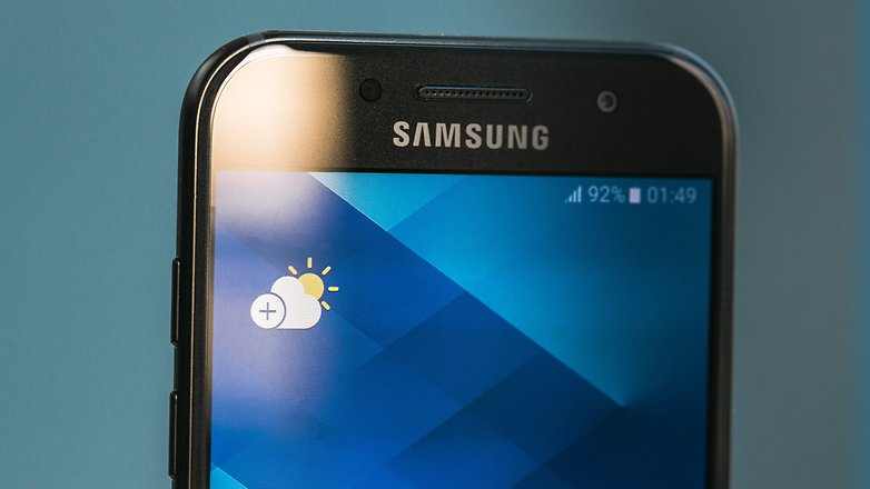 AndroidPIT Samsung Galaxy a3 2017 4766