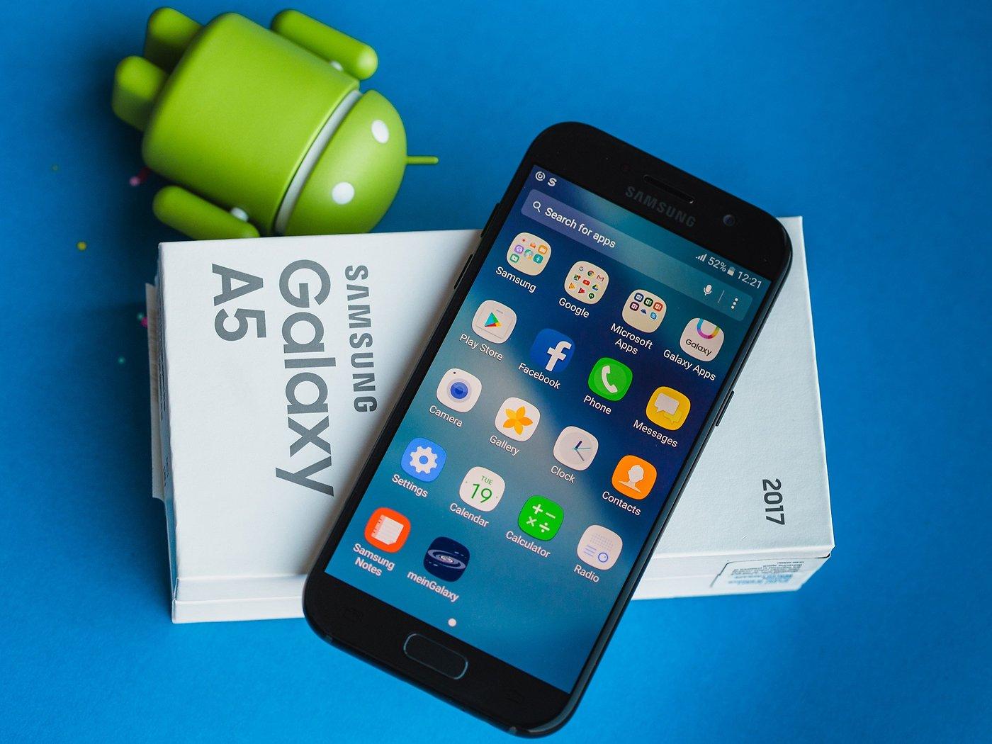 Pourquoi Encore Acheter Un Samsung Galaxy A5 2017 En 2018 Androidpit