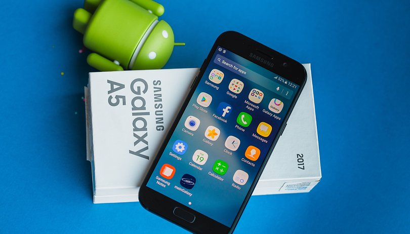 Samsung Galaxy A5 (2016) vs Samsung Galaxy A5 (2017)