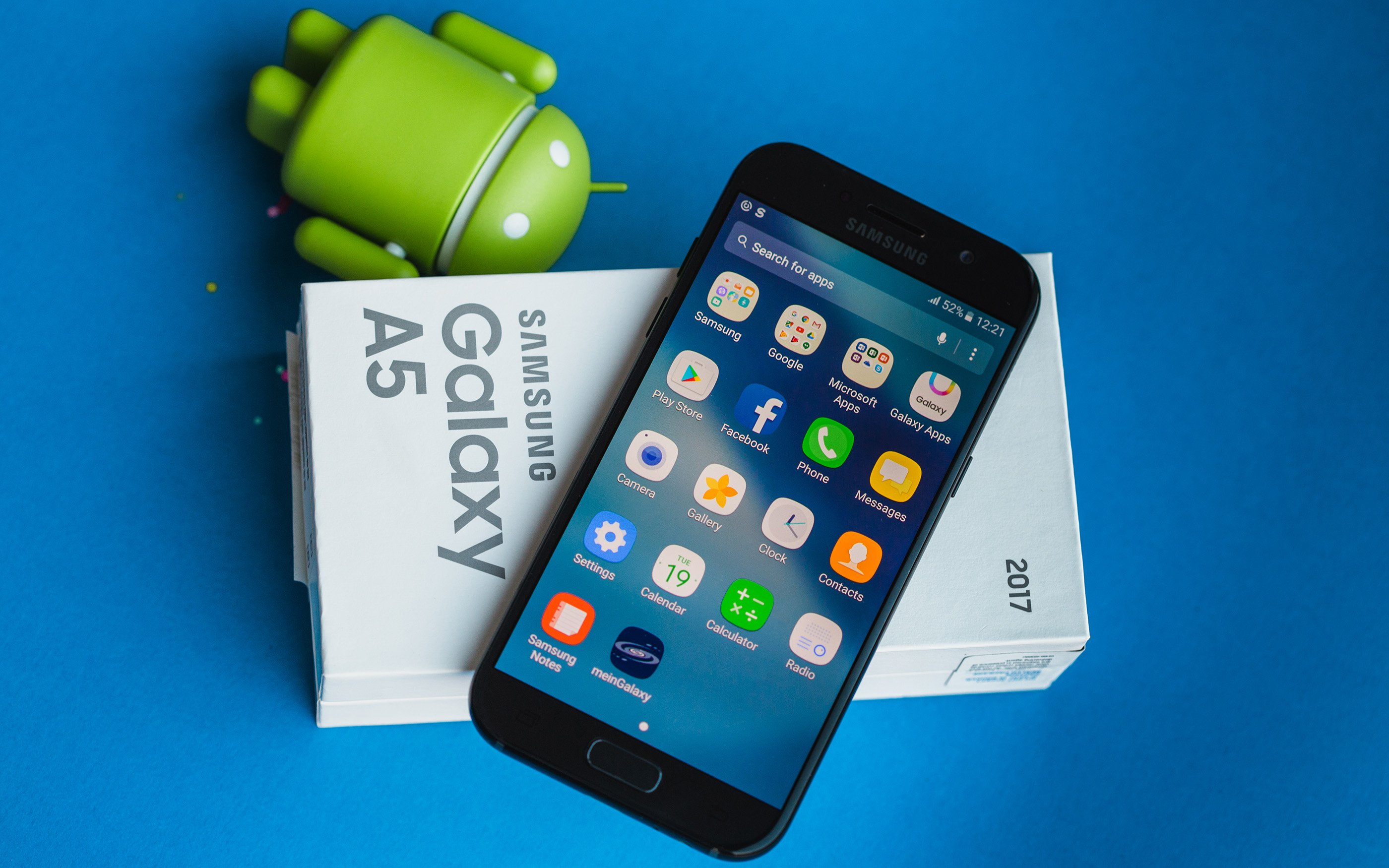 Android updates for Samsung Galaxy A series the plete list