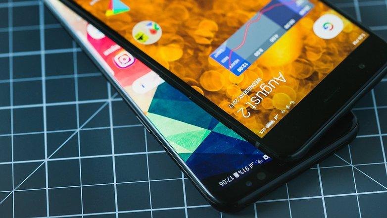 AndroidPIT Samsung Galaxy s8 vs xiaomi mi 6 6917