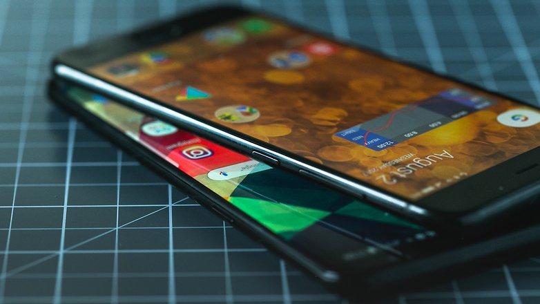 AndroidPIT Samsung Galaxy s8 vs xiaomi mi 6 6921