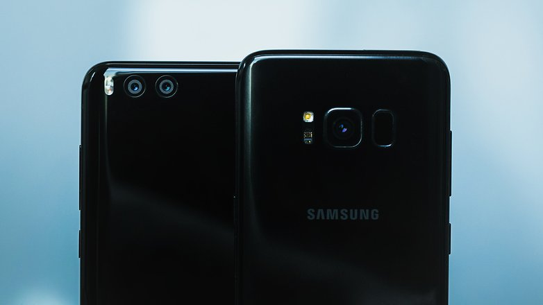 AndroidPIT Samsung Galaxy s8 vs xiaomi mi 6 6939