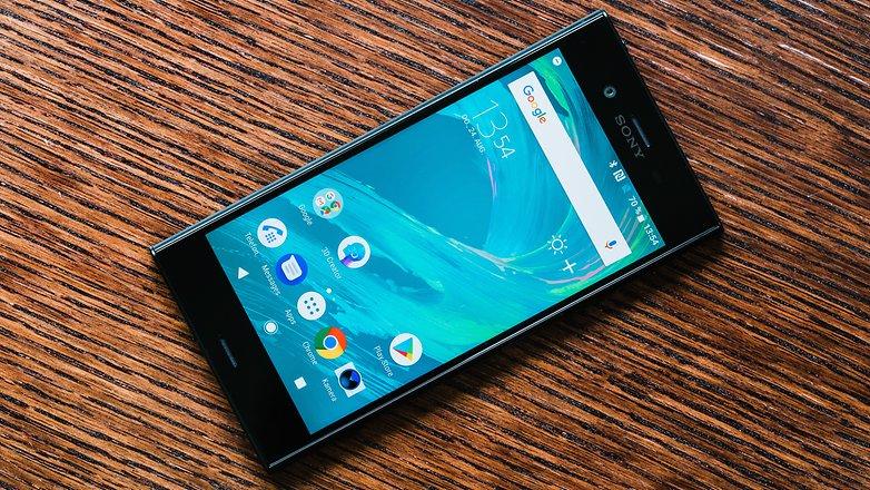 AndroidPIT Sony XZ1 7505