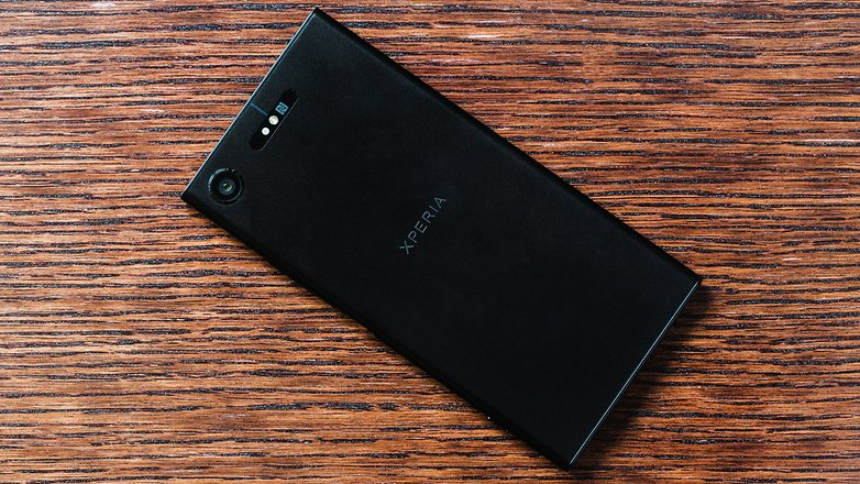 AndroidPIT Sony XZ1 7508
