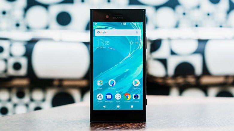 AndroidPIT Sony XZ1 7509