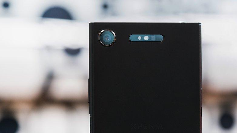 AndroidPIT Sony XZ1 7528