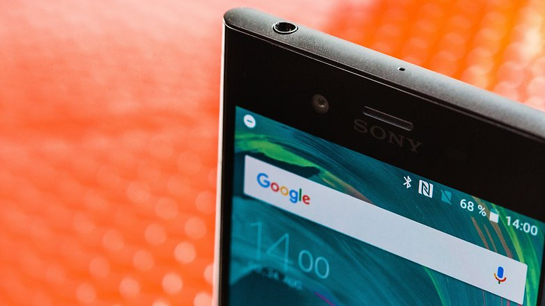 AndroidPIT Sony XZ1 7540