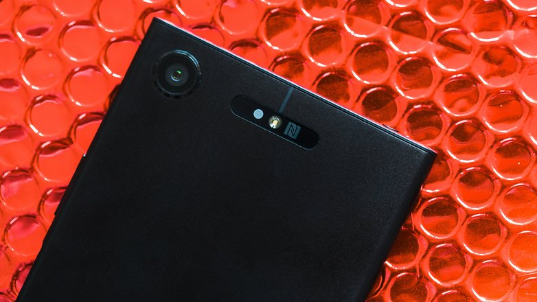 AndroidPIT Sony XZ1 7552