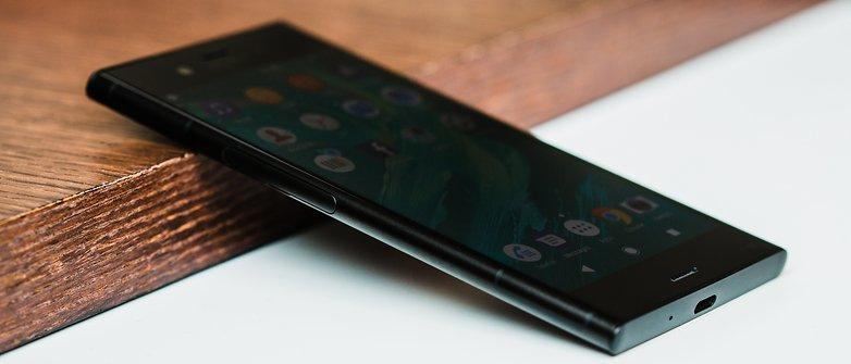 AndroidPIT Sony XZ1 7558