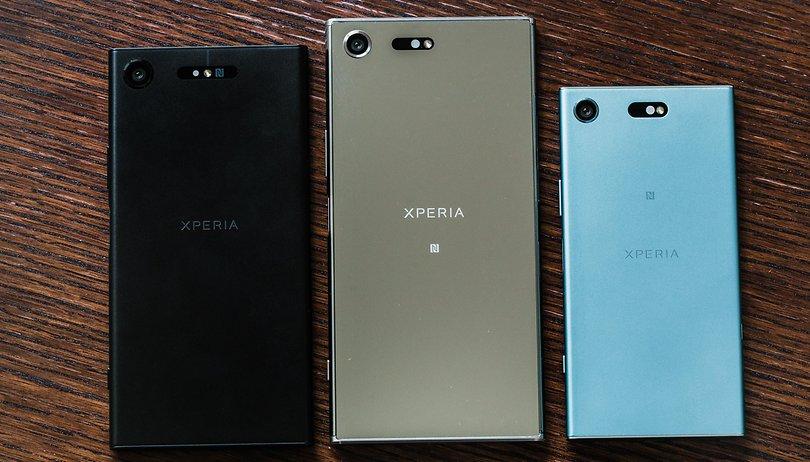 Leaks um Xperia XZ2 und XZ2 Compact: Neue Bilder, Infos zu Akku und Kamera