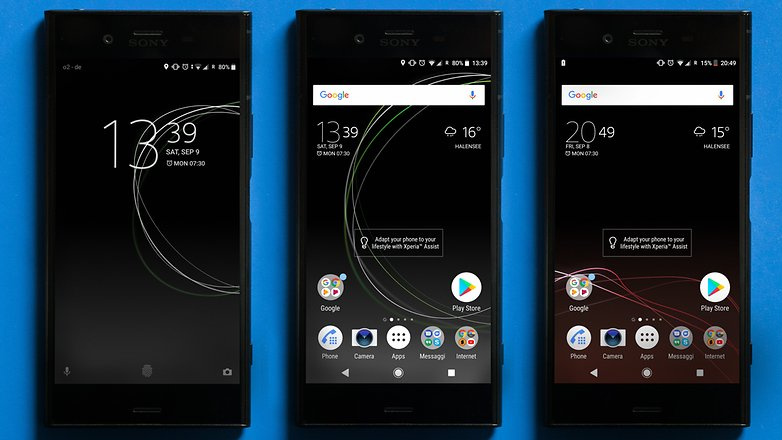 Sony Xperia XZ1 review: a brilliant flash that soon fades