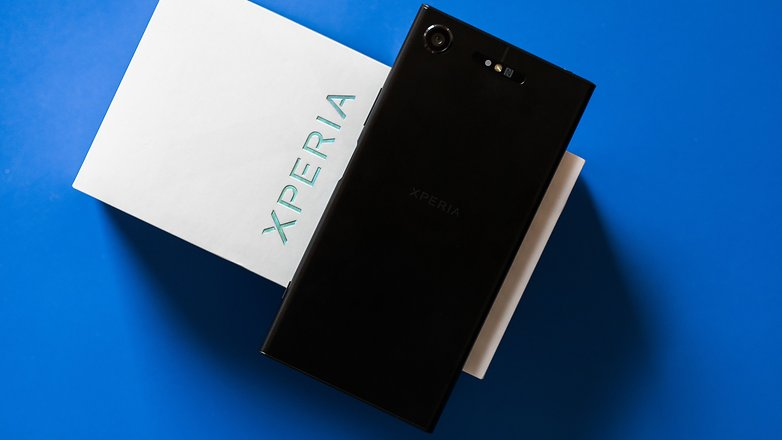 AndroidPIT sony xperia xz1 review 9171