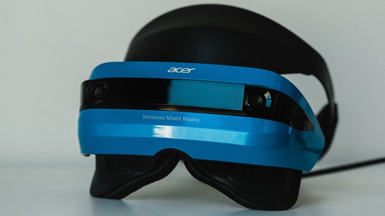 AndroidPIT acer mixed reality headset 3175