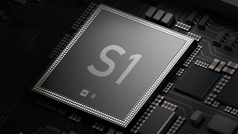 Xiaomi Mi 5c Pinecone Surge S1 chip