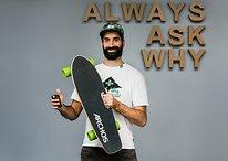Archos SK8 recensione: andate sullo skate senza mettere un piede a terra