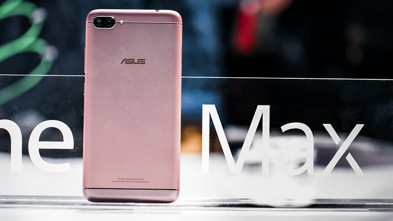 AndroidPIT asus zenfone 4 Max 4537