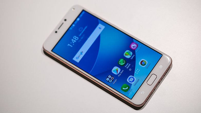 AndroidPIT asus zenfone 4 Max 4548