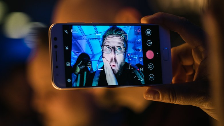 AndroidPIT asus zenfone 4 selfie pro 4663