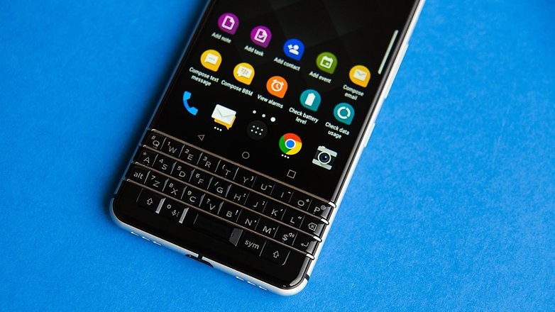 AndroidPIT blackberry Keyone 7478