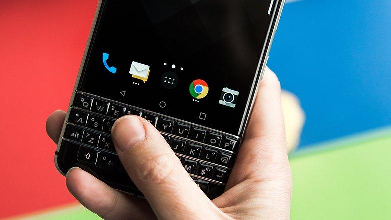 AndroidPIT blackberry Keyone 7520