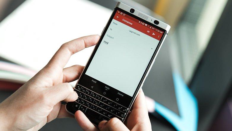 AndroidPIT blackberry Keyone 7548