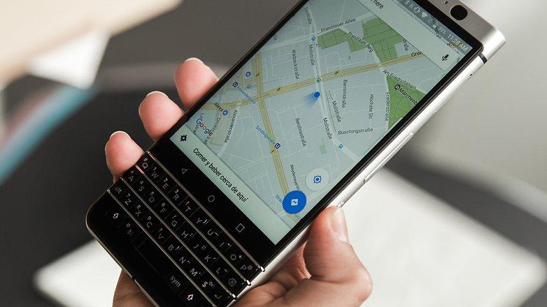 AndroidPIT blackberry Keyone 7563