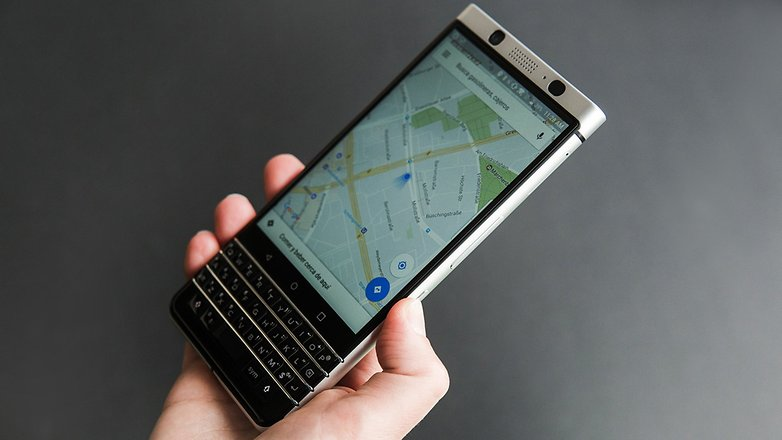 AndroidPIT blackberry Keyone 7566