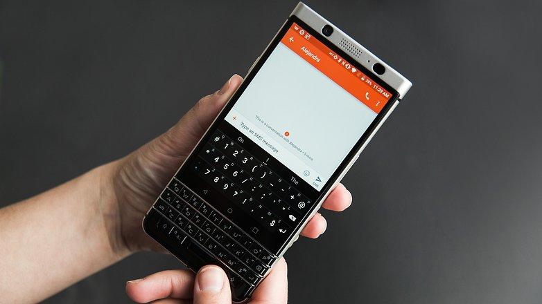 AndroidPIT blackberry Keyone 7573