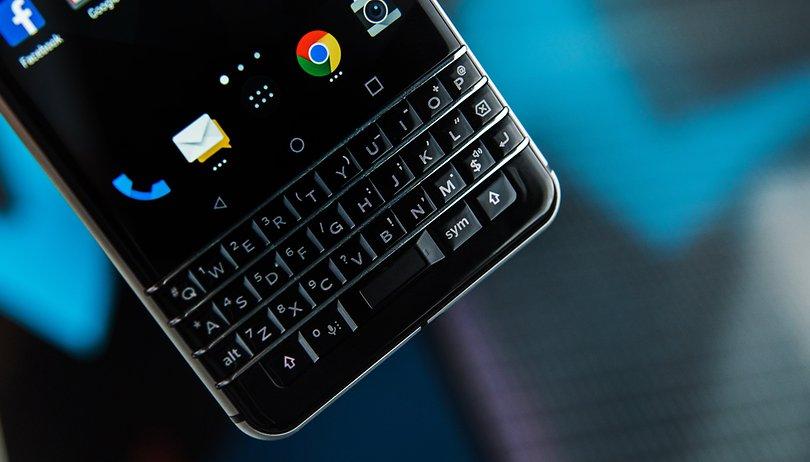 Blackberry KEYOne: ¿Qué utilidad real tiene el teclado?