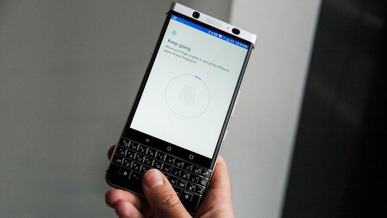 AndroidPIT blackberry Keyone 7862