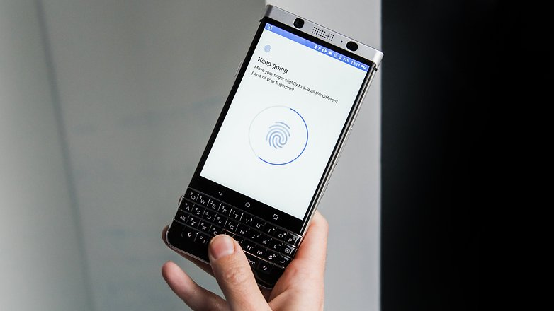 AndroidPIT blackberry Keyone 7875