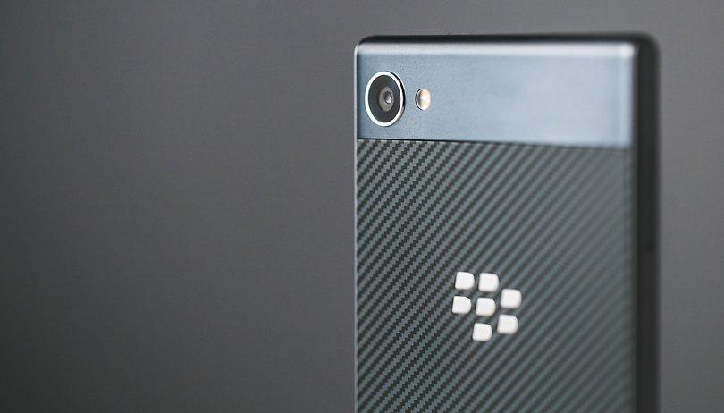 Test du BlackBerry Motion : un smartphone efficace mais sans saveur