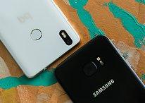 Comparación de cámaras: BQ Aquaris X Pro vs Samsung Galaxy S7 Edge