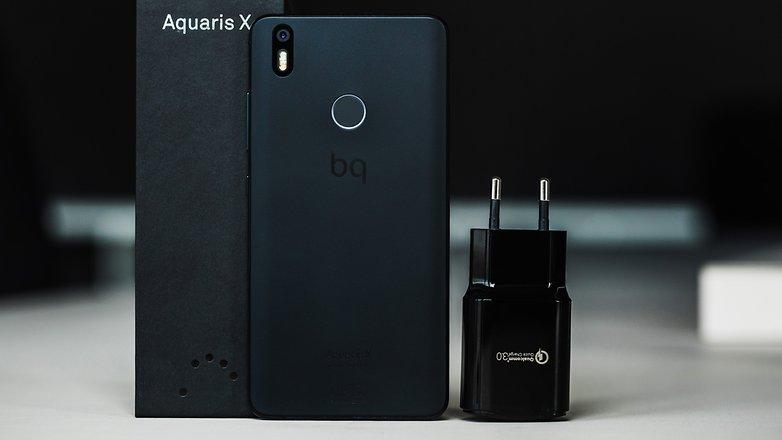 AndroidPIT bq aquaris x 4421
