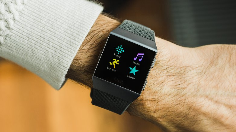 AndroidPIT fitbit ionic 3487