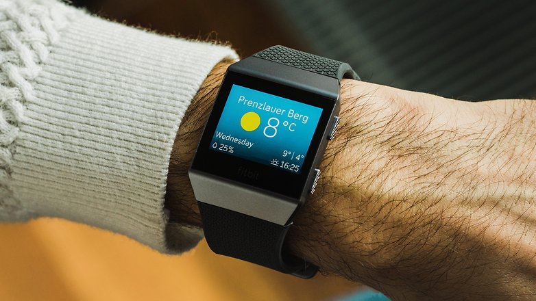 AndroidPIT fitbit ionic 3499