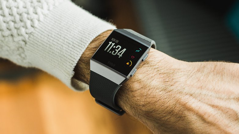 AndroidPIT fitbit ionic 3505