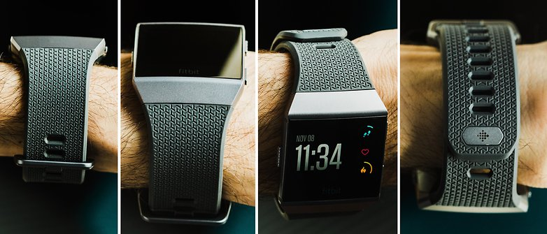 AndroidPIT fitbit ionic 3506