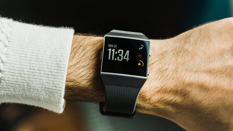 AndroidPIT fitbit ionic 3508