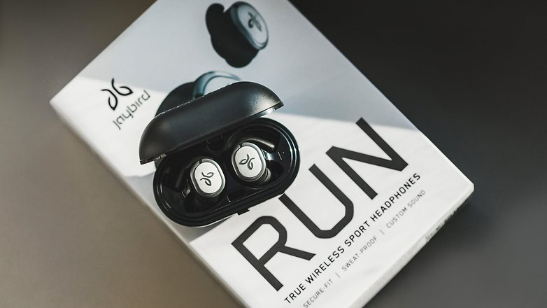AndroidPIT jaybird run true wireless sport headphone 5823